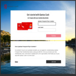 [TARGETED] US $100 Cashback Per Flight Booking to US after Activating Qantas Cash - No Deposit Required @ Qantas