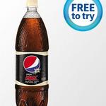 Coles - Free 1.25L Bottle of Pepsi Max Vanilla - Flybuys Members