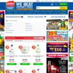 Various Dove Products 1/2 Price @ Chemist Warehouse