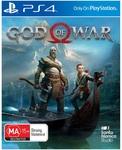 [PS4] God of War - $59 @ Big W