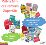 Win a Mini ZuperKit Bag ($29.95) or a Premium ZuperKit Bag ($64.95) from Child Blogger