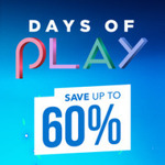 "[PS4/PSVR] ""Days Of Play"" Sale - Monster Hunter: World Standard $49.95 (PS+ Adds Extra 5% Discount)"