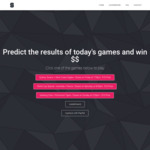 Win up to $30 for Predicting AFL and FIFA World Cup from Specky App