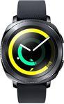 Samsung Gear Sport Black $216, Australian Stock @ Telstra
