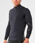 2XU MCS Alpine Compression Long Sleeve Top Men's $50 (Free Shipping over $100)