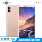 "Xiaomi Mi Max 3 4GB/64GB 6.9"" (SD 636, 5500mAh) US $280.40 (~AU $385) Delivered (via App/Store Coupon) @ Eternal Team AliExpress"