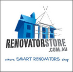 Renovator Store 15% off Sitewide