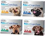 [Amazon Prime] BOGOF Heartgard or Nexgard Chewable Flea & Tick Control for Dogs $12.99+ @ Medicalshop Australia by Amazon AU
