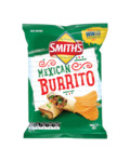 Smith's Mexican Burrito Chips 150g $1.50 (Was $3.99) @ Dan Murphy's