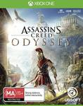 [XB1] Assassin's Creed Odyssey $54.99 Delivered @ Amazon AU (First Order)