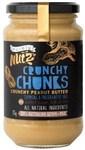 ½ Price Purely Nutz Peanut Butter Varieties 375gm $3.25 @ Coles