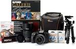 Pentax K-70 DSLR Bundle w/40mm, 18-55mm 50-200mm Lenses & Acc. Kit $999 + $14.90 Delivery @ TV Shopping Network