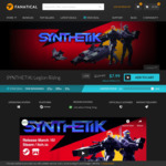 [PC] Steam - Synthetik: Legion Rising (Rated Very Positive on Steam) $11.55 AUD - Fanatical