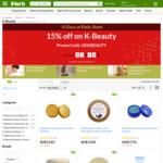 15% off K-Beauty @ iHerb