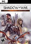 [PC] Middle-Earth Shadow of War Definitive Edition - AU $15.09 @ CD Keys