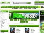 Zavvi Mega Monday Sale, up to 80% off! Free Delivery!