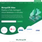 $200 in MongoDB Atlas credits