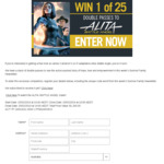 Win 1 of 25 Double Passes to Alita: Battle Angel Worth $52 from Seven Network