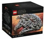 LEGO 75192 Star Wars Millennium Falcon $831.97 Delivered @ Myer eBay