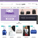 40-70% off Site-Wide (Bags, Luggage, Leather Items, Business Cases, Accessories) Luggage from $41.70 Delivered @ Lipault Paris