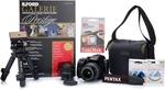 Pentax K-70 DSLR Bundle w/18-55mm & 50mm Lenses & Accessory Kit $999 + $7.90 Postage @ TVSN