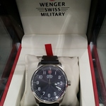 Wenger Men's Swiss Military Terragraph Watch $99.99 at Costco (Membership Required)