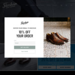 25% off Sitewide (Free Shipping over $100 Spend) @ Florsheim