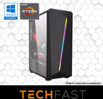 Ryzen 3 2300X RX 580 $509.15 / GTX 1660 $594.15 (Bundle $688.78), Ryzen 5 2600 RX 580 $688.78 Delivered @ TechFast eBay UK