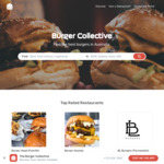Free Burgers for a Year via The Burger Collective App