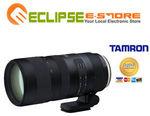[eBay Plus] Tamron SP 70-200mm F/2.8 Di VC USD G2 Lenses for Canon $1249 Delivered (Grey Import) @ Eclipse eStore eBay