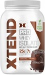 XTEND Pro Whey Isolate by Scivation $62.91 + Free Postage @ Fat Burners Only