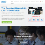 The Barefoot Blueprint: $397 for 8 Years of Back-Catalogue + Bonuses @ The Barefoot Investor