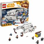 Star Wars Lego Imperial AT Hauler $65.99, First Order Heavy Scout $40.99, Resistance Transport Pod $37.99 @ Amazon AU
