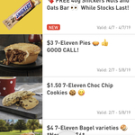 [WA] Free 40g Snickers Nuts & Oats Bar @ 7-Eleven via Fuel App
