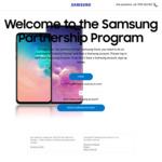 Samsung Galaxy S10e 128GB $779.35, S10 128GB $876.85, S10+ 128GB $974.35 (35% off RRP) @ Samsung EPP Online Store