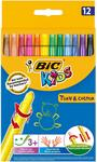 BIC Kids Turn & Colour Crayons 12pk $3.00 (Was $7.00) + Delivery (Free with Prime / $49 Spend) @ Amazon Australia