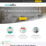 [NSW] 20% off Weekly Cleaning OR 10% off Fortnightly Cleaning in Sydney @ SimplySpotless