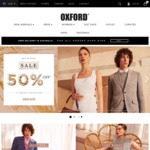 5% off @ Oxford