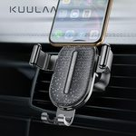 KUULAA Car Phone Holder Gravity Stand Mobile Support Holder/Black AU $3.25 Delivered @ Kuulaa Factory Store AliExpress