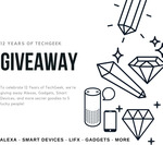 Win 1 of 5 Smart Devices from Tech Geek