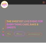 [NSW/VIC] Free Ticket to Cake Bake Sweets Show November/December (Sydney/Melbourne)