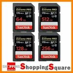 SanDisk Extreme Pro 64GB SDXC Memory Card 170MB/s $27.96 + Delivery (Free with eBay Plus) @ Shopping Square eBay