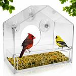 Nature Gear Window Bird Feeder $40.53 + Delivery (Free with Prime) @ Amazon US via AU