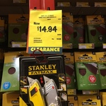 [NSW] Stanley Fatmax Retractable Knife Twin Pack $14.95 @ Bunnings Rouse Hill