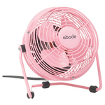 Abode 10CM Pink Fan - $5 with Free Delivery [Soldout]