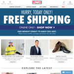 Free Shipping at Lowes Online