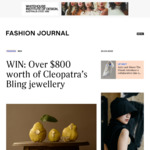 Win Over $800 Worth of Cleopatra's Bling Jewellery from Fashion Journal
