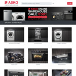 [VIC] up to 83% off ASKOs Annual (Virtual) Warehouse Sale - OCM8456S Oven $499, HG1355GD Cooktop $999 + More (Scratch / Dent)