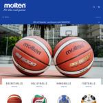 20% off Sitewide @ Molten Australia