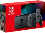 Nintendo Switch Console - Grey/Neon $469 + $7.90 Delivery (Free C&C/in-Store) @ Big W